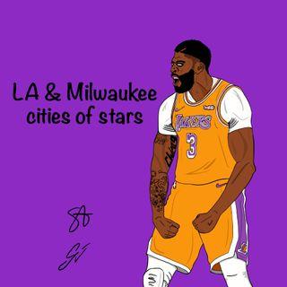 EP20: LA & Milwakee, cities of stars
