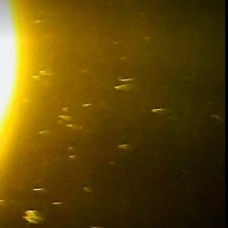 UFO Fleet Coming Out The Sun? Crazy Story Still Getting RUN!