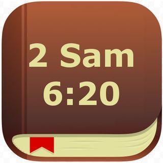 75 - 2 Samuela 6:20