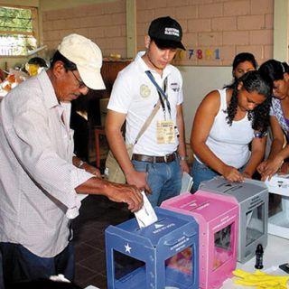 Reformas electorales en Honduras