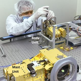 Another Ray Gun Heads for Mars. We Hear It Working.