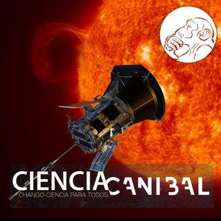 3-3 La sonda solar Parker, aniversario del Helio y depósitos de agua en Marte