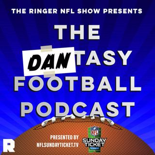 The Ringer's 2019 Fantasy Football Top 50 Rankings | The Dantasy Football Podcast