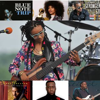 Jazzin' Smoothin' & Hip Mix (feat. Esperanza Spalding)
