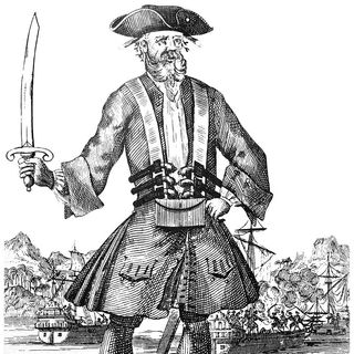 Un caffé con lo storico - Barbanera, morte di un pirata