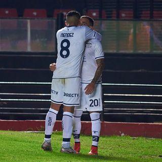 Gol de Talleres: Franco Fragapane 1-1