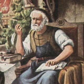 Hans Sachs, dt. Dichter u. Meistersinger (Geburtstag 05.11.1494)