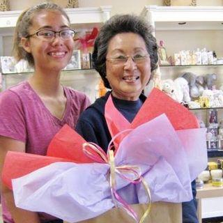 Locally Inspired Gifts at San Benito Bene in Hollister, California - Kathina Szeto on Big Blend Radio