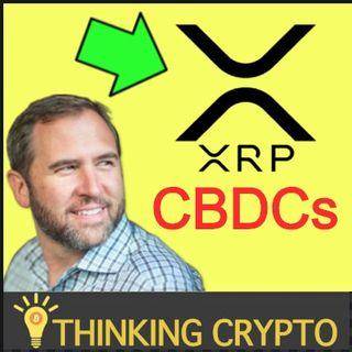 Digital Yen & CBDCs Being Primed for Ripple XRP - Cardano ADA 2020 Coinbase Listing