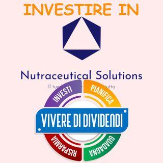 INVESTIRE IN START UP NUTRACEUTICAL SOLUTIONS   ne parliamo con il fondatore Marco Verducci