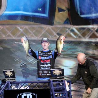 The Ever changing Day 2 at the 50th Bassmaster Classic