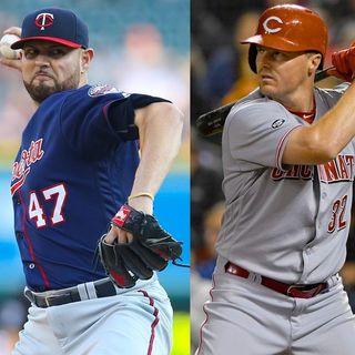 Out of Left Field: Trade Deadline W/JW Gravley Baseball writer!