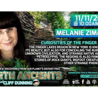 Melaine Zimmer: Curiosities from Ancient New York