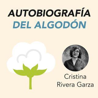 Cristina Rivera Garza presenta Autobiografía del algodón