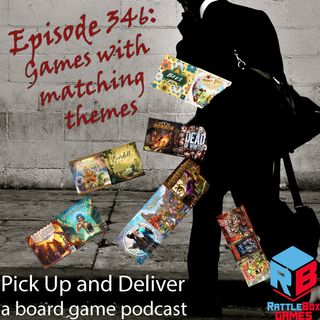 Games with Matching Themes