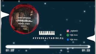 Tuğçe Kandemir ft. Eypiyo - Seni Öptüğüm Sokak (Remix)