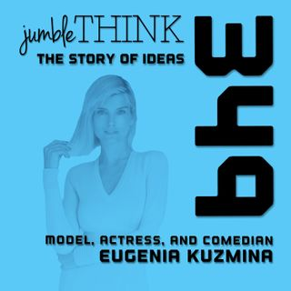 Model, Actress, and Comedian Eugenia Kuzmina