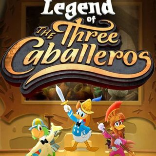 TV Party Tonight: Legend of the Three Caballeros (season 1)