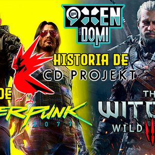 Capitulo 2.5: Hablemos de Cyberpunk 2077, CD PROJEKT y THE WITCHER 3