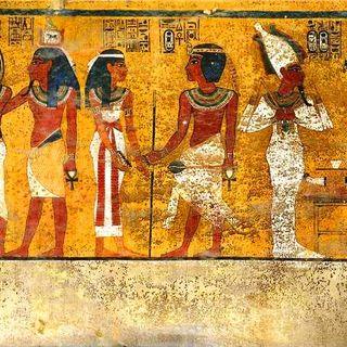 Tutankhamon e la Trinità di Cristo