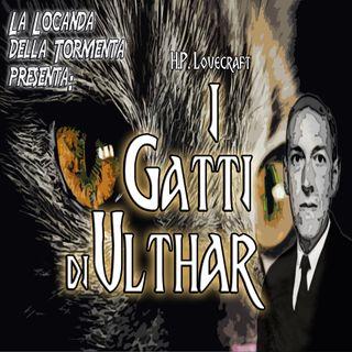 Audiolibro I Gatti di Ulthar - H.P. Lovecraft