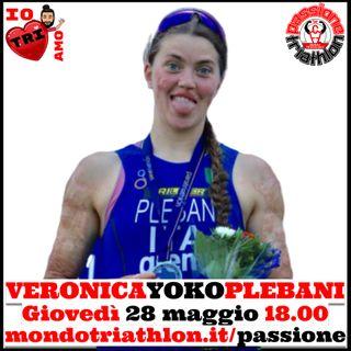 Passione Triathlon n° 30 🏊🚴🏃💗 Veronica Yoko Plebani