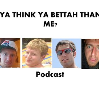 Ya Think Ya Betta Than Me? Podcast - Spurs All Time Draft