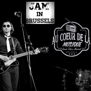 Au Coeur de la Musique Jam In Brussels 14 nov 2017 LENOIR & ARØNA