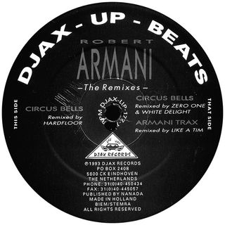 Robert Armani - Circus Bells (Remixed By Hardfloor)