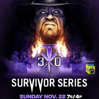 TV Party Tonight: Survivor Series (2020)
