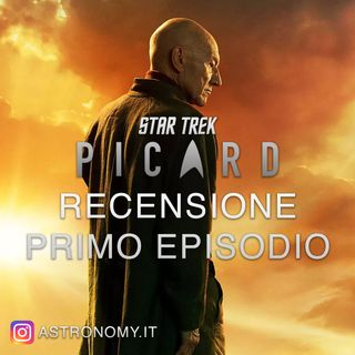 Star Trek: Picard - Recensione Primo Episodio [NO SPOILER]