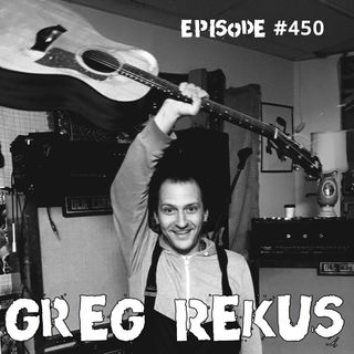 WR450: Greg Rekus