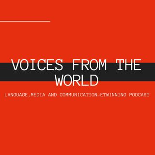 Voices from around the world