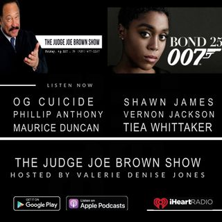 007 (The New James Bond Movie) vs The Judge Joe Brown Show