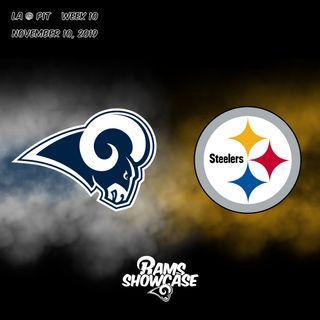 Rams Showcase - Rams @ Steelers