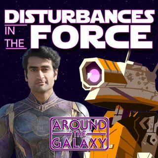 DITF: An Eternal talks Obi-Wan, Star Wars Safari and More Merch