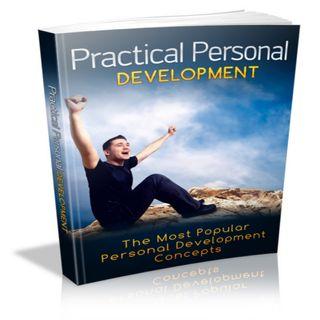 Practical Personal Development 1