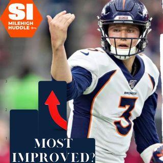MHI #055: NFL.com Lists Broncos Among 4 'Most Improved' Teams