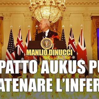 """Manlio Dinucci: """"Non c'è sovranità dentro la Nato"""""""