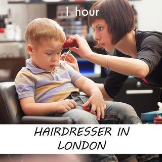 Hairdresser in London | 1 hour HAIRDRESSER Sound Podcast | White Noise | ASMR sounds for deep Sleep | Relax | Meditation | Colicky