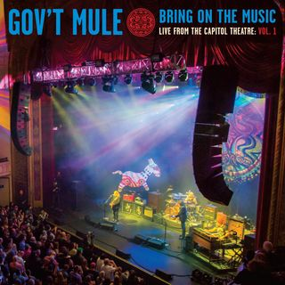 Warren Haynes Releases Bring On The Music Live From The Capitol Theater