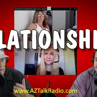 Lisa and Helen Talk Relationships, with Rob, Derek, Good Talk Radio Episode 56