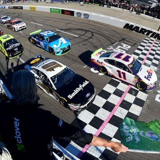 NASCAR Show: Looking at what unfolded in Martinsville and what to look forward to at Texas