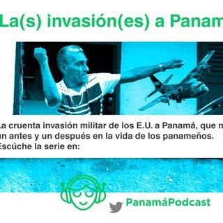 La(s) invasión(es) a Panamá #PanamaPodcast