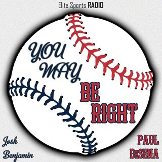 You May Be Right Podcast: AL East Hot Streaks, Anybody?