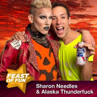 FOF #1644 – Sharon Needles Loves Alaska