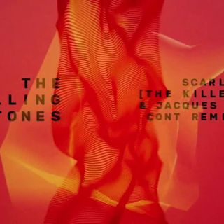 The Rolling Stones — Scarlet feat. Jimmy Page [The Killers & Jacques Lu Cont]
