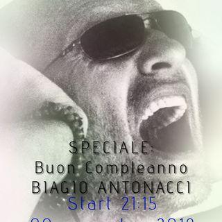 """Speciale """"Buon Compleanno Biagio Antonacci"""""""