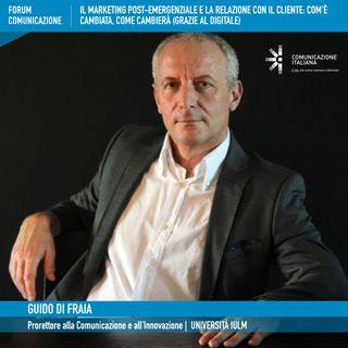 Forum Comunicazione 2021, 2°giornata | Digital Talk | Il Marketing post-emergenziale e la relazione con il cliente