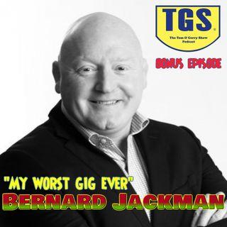 Bonus Episode: Bernard Jackman